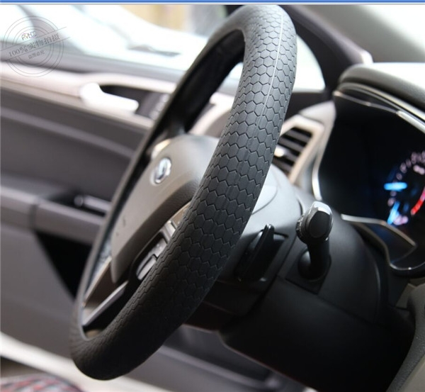 silicone steering wheel cover...