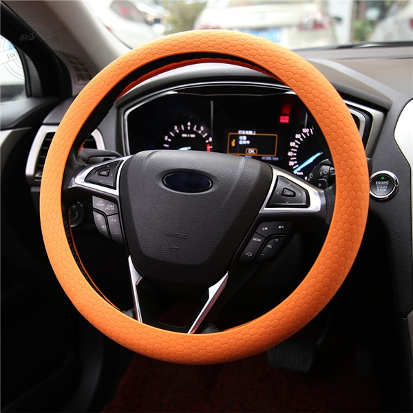 Silicone steering wheel covers for Nissan,6 colors.