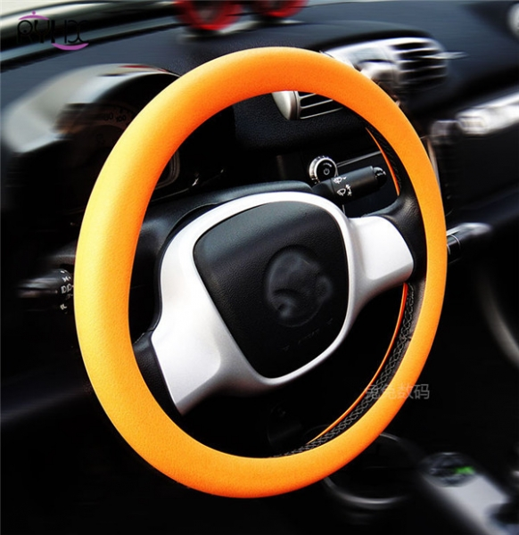 Silicone steering wheel cove...