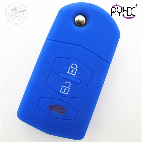 Mazda silicone car key OEM...