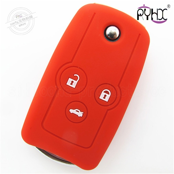 Honda car key silicone skin, ...