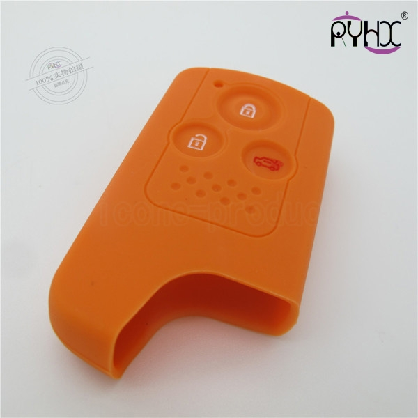 Honda silicone car key shell,...