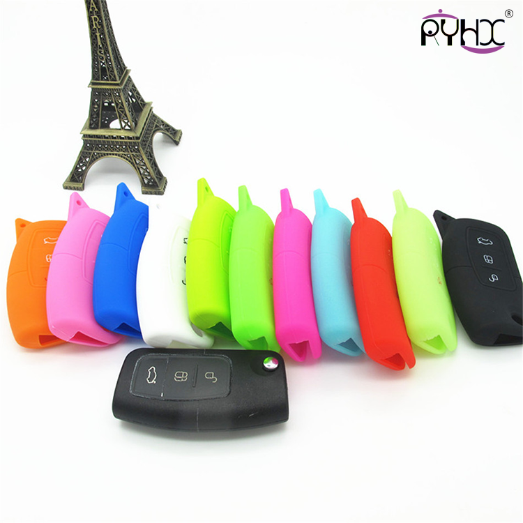 ford focus silicone key cover8