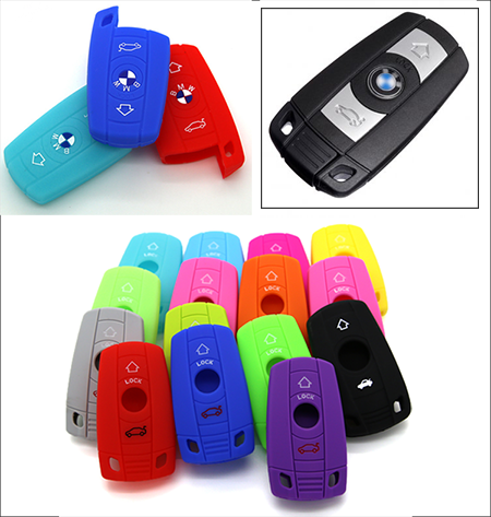 The Silicone Cover For BMW-Smart Key Model D
