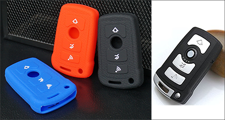 The Silicone Cover For BMW-Smart Key Model F
