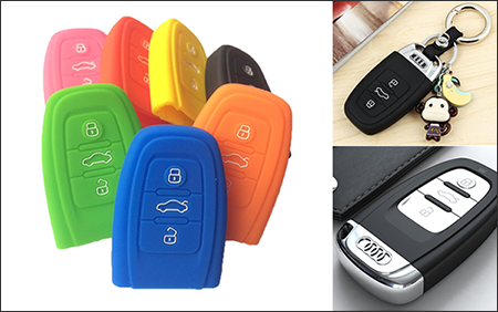 The Silicone Cover For Audi-Smart Key Model D
