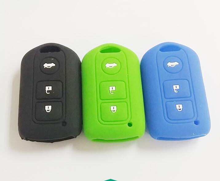 Silicone Cars Key Covers