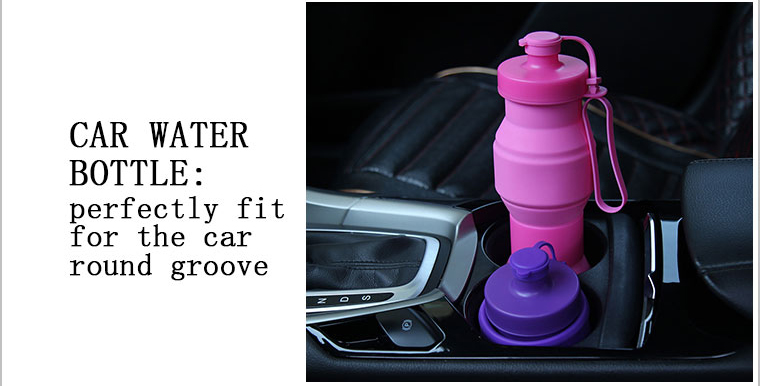 car water bottle-perfectly fit for the car round groove
