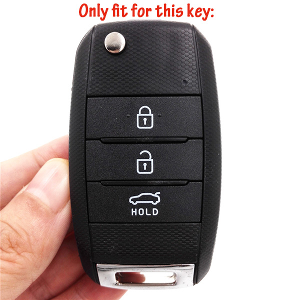 New-Folding-Flip-font-b-Remote-b-font-Key-Case-Fob-Keyless-Entry-3-Button-For