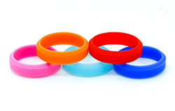 the silicone rings sample