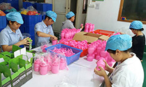 collapsible bottle production
