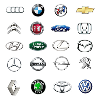 Select the brand of car key covers at amazon
