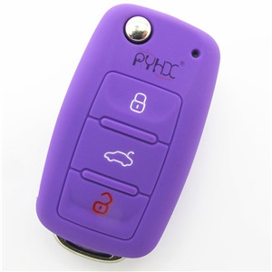 Beetle silicone key shell-Wh...