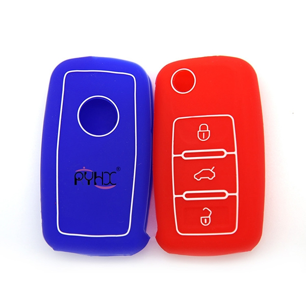 Silicone key cover for Scirocco-Wholesale Custom