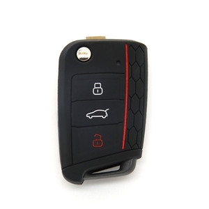 Golf 7 silicone auto key cover-Wholesale Custom