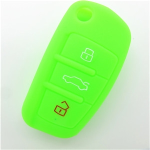 Silicone car key bag for Aud...