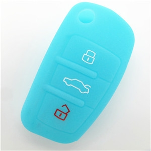 Audi S3 silicone key shell-Wholesale Custom