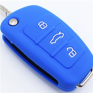 Audi S3 silicone key case-Wholesale Custom