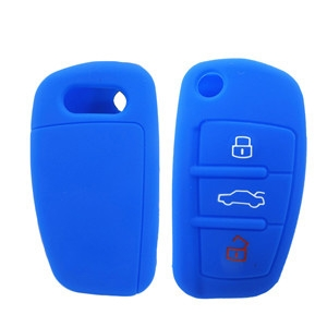 Silicone key cover for Audi S3-Wholesale Custom