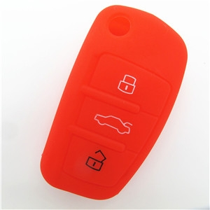 Silicone car key sleeve for A...