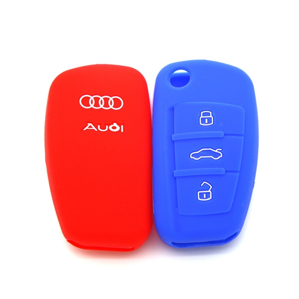 Audi TT silicone key cover-...