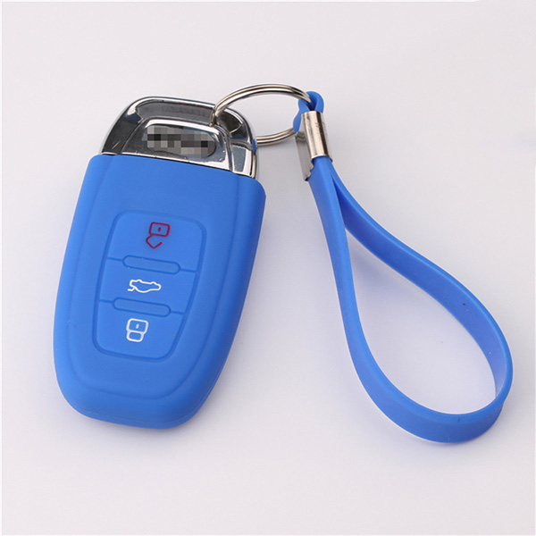 silicone-key-cover-for-Audi-B8